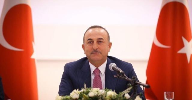 """Dışişleri Bakanı Çavuşoğlu : """"Cezayir'in istikrarı Türkiye için önemlidir"""""""