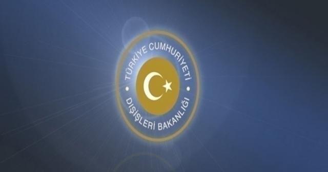 Dışişleri Bakanlığından Afganistan'daki terör saldırısına kınama