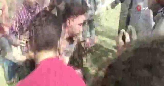 El Bab'ta bomba yüklü motosiklet patladı: En az 10 yaralı