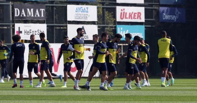 Fenerbahçe'de Denizlispor hazırlıkları tamam
