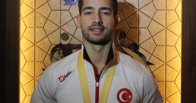 """İbrahim Çolak: """"2020 Tokyo'da ülkemize birçok madalya kazandıracağımıza inanıyorum"""""""