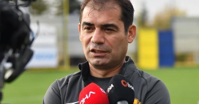"""Metin Diyadin: """"Beşiktaş'ın zaaflarından faydalanmak istiyoruz"""""""