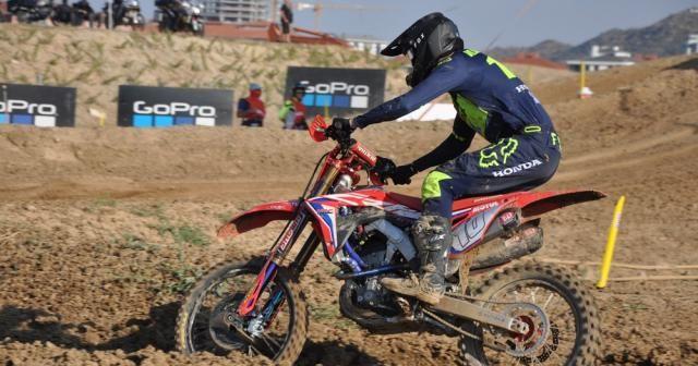Motokros Şampiyonası 2020'de de Afyonkarahisar'da düzenlenecek