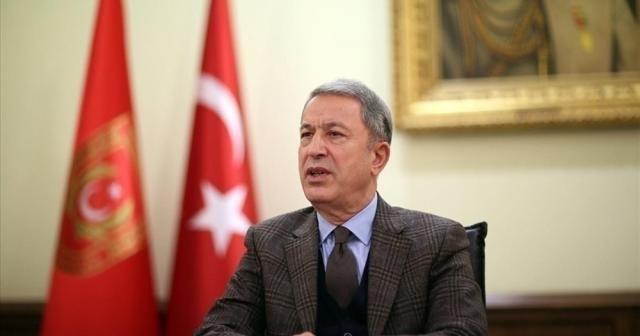 """MSB: """"Milli Savunma Bakanımız Sayın Hulusi Akar'ın şahsi sosyal medya hesabı yoktur"""""""