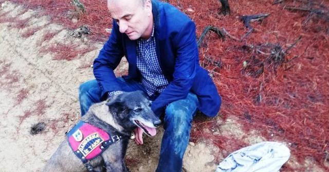 Ormanda kaybolan Orman İşletme Şube Müdürü Zengin bulundu