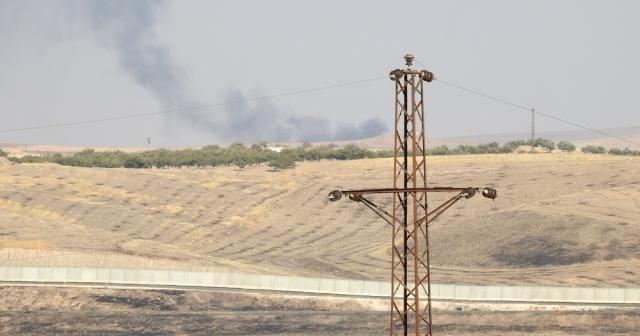 PKK'lı teröristlerin tüneli görüntülendi