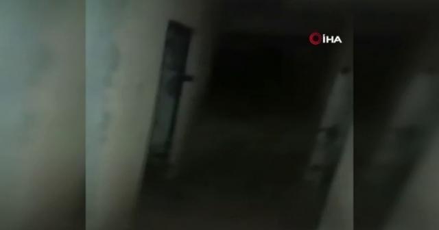 Resulayn'da gizli tünel ve mühimmat deposu bulundu