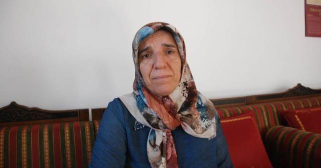 """Şehit annesi Akdağ: """"Oğlumun vatan için akan kanı yerde kalmasın"""""""