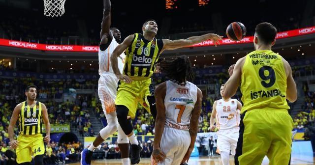 THY Euroleague: Fenerbahçe Beko: 87 - Baskonia: 80