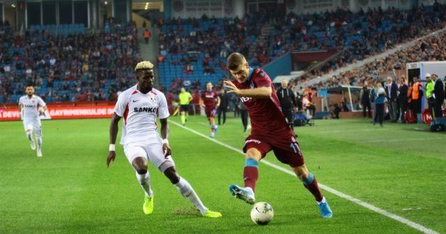 Trabzonspor'dan 2 gol var