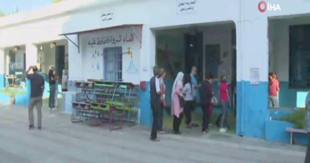 Tunus'ta parlamento seçimlerinin ilk resmi sonuçları açıklandı
