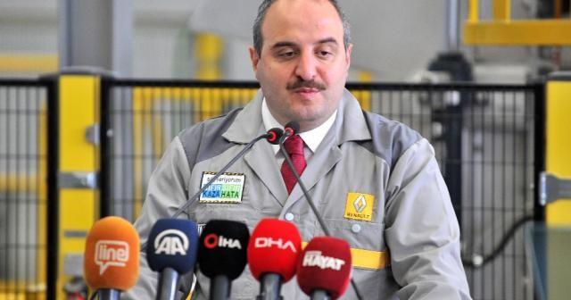 """Ülkemizde ilk defa alüminyum motor bloğu üretilecek"""""""