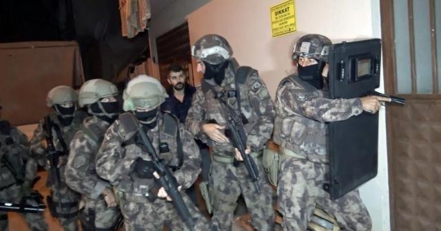 ursa'daki uyuşturucu operasyonunda 21 tutuklama