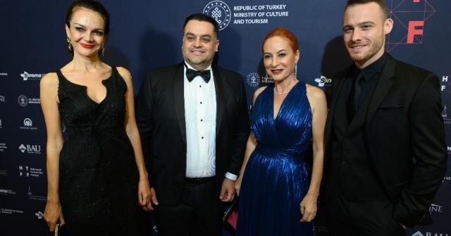 2. Hollywood Türk Filmleri Festivali galası yapıldı