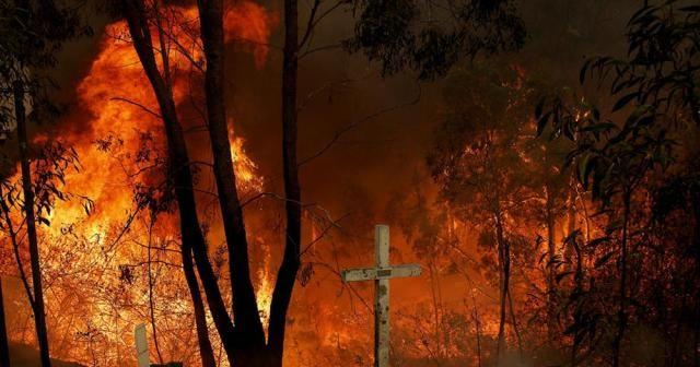 Avustralya'da orman yangınları söndürülemiyor: 4 ölü