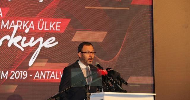"""Bakan Kasapoğlu: """"81 ilimizi kapsayan yol haritasının oluşturulmasını hedefliyoruz"""""""