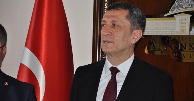 Bakan Selçuk'tan Aksaray'da yaşanan olayla ilgili açıklama