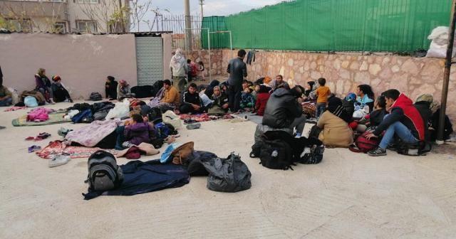 Çanakkale'de 205 mülteci yakalandı