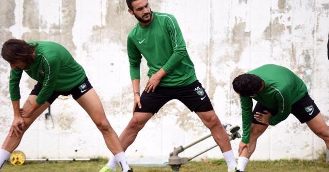 Denizlispor, Rizespor maçı hazırlıklarını sürdürüyor