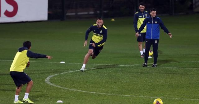Fenerbahçe, Kasımpaşa maçı hazırlıklarını tamamladı