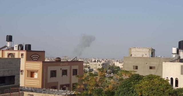 Gazze'de ateşkes öncesi saldırıda aynı aileden 8 kişi öldü