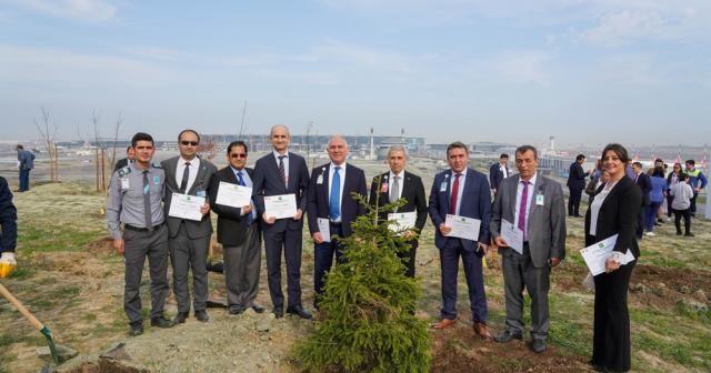 İstanbul Havalimanı, 'Geleceğe Nefes' Oldu