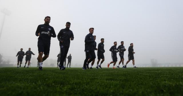 Kasımpaşa'da Gençlerbirliği maçı hazırlıkları başladı