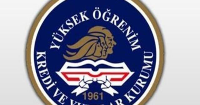KYK Genel Müdürlüğünden burs ve kredi açıklaması