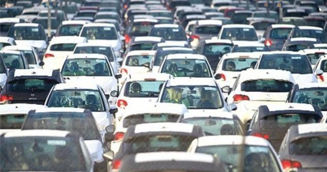 Otomotiv sanayiinde toplam üretim Ocak-Ekim döneminde yüzde 8 azaldı