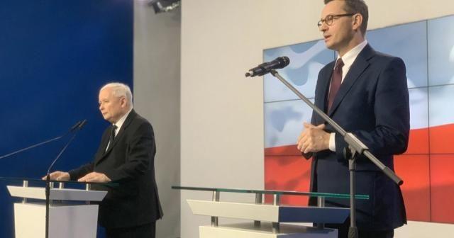 Polonya'da yeni kabine açıklandı, başbakan değişmedi