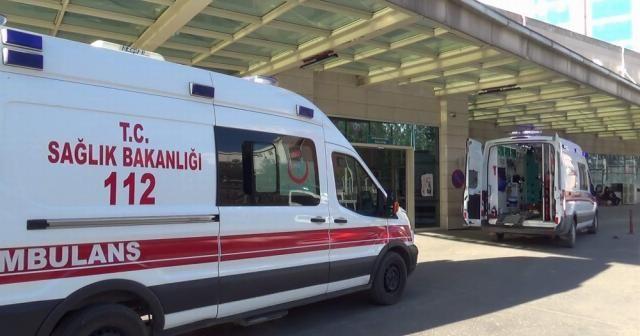 Siirt'te sobadan sızan gaz nedeniyle 4 kişi zehirlendi