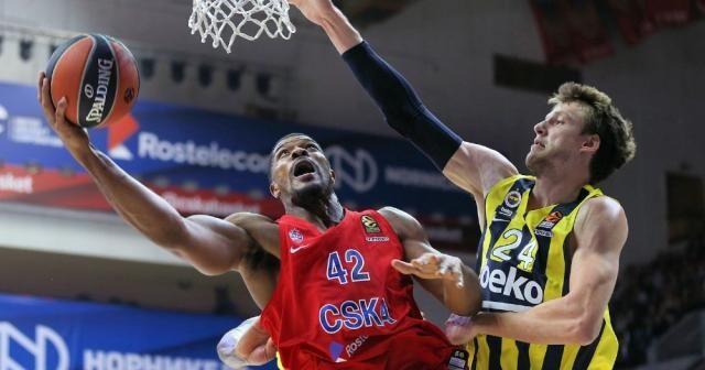THY Euroleague'in 8. haftasında Türk takımları 2'de 1