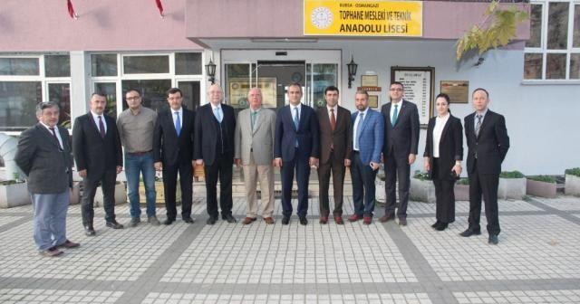 Türkiye'de bir ilk: Lisede mikromekanik bölümü açıldı