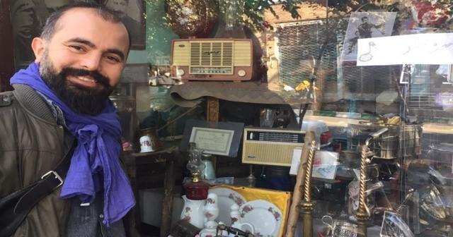 Türkiyeli Seyyah antikacının yeni durağı İran