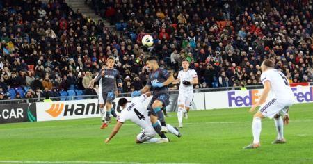 UEFA Avrupa Ligi: Basel: 2 - Trabzonspor: 0 (Maç sonucu)