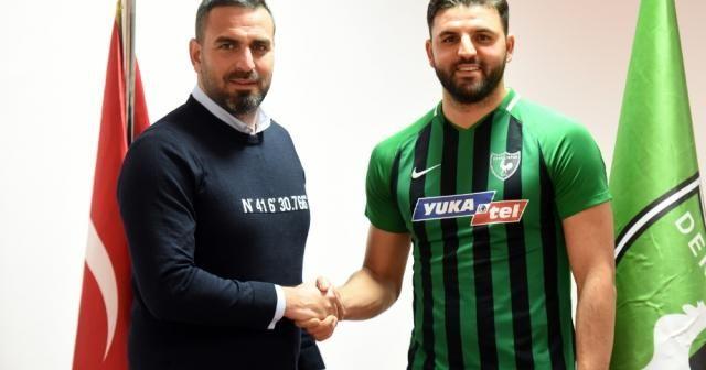 Ben Youssef Denizlispor'da