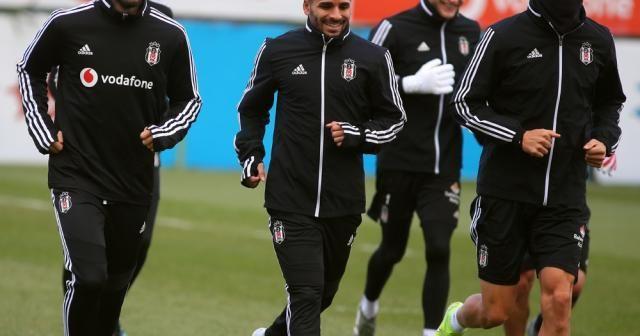 Beşiktaş'ta Erzurumspor maçı hazırlıkları başladı