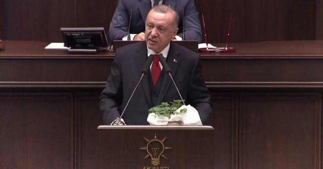 """Cumhurbaşkanı Erdoğan: """"Suriye'de, Libya'da, Akdeniz'de macera peşinde değiliz"""""""