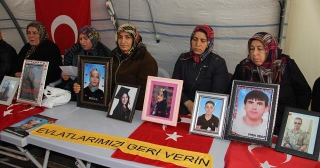 HDP önündeki ailelerin evlat nöbeti 133'üncü gününde