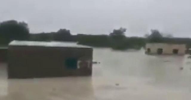 İran'da yoğun yağış sele neden oldu