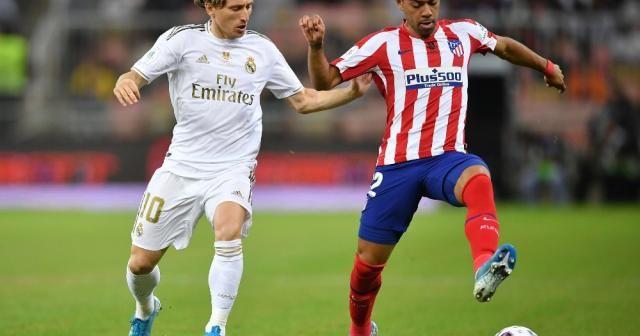 İspanya Süper Kupası'nda şampiyon Real Madrid