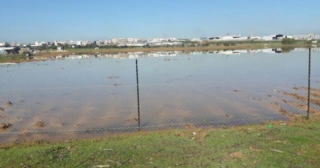 İsrail baraj kapaklarını açtı: Gazzeli çiftçiler 350 bin dolar zarar etti