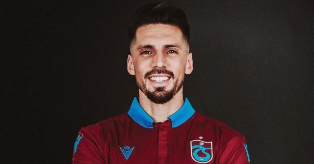 """Jose Sosa: """"Adınız Trabzonspor ise hedefiniz zirvedir"""""""