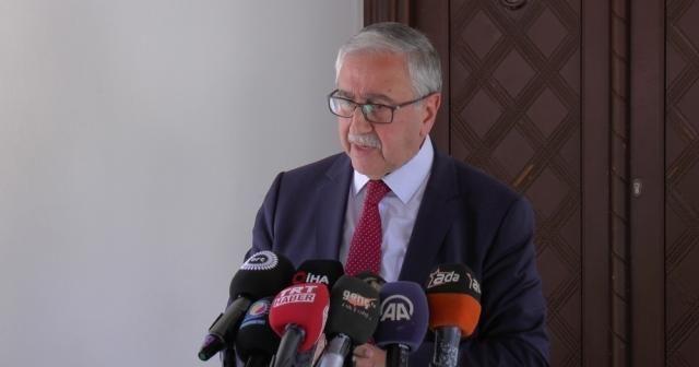"""KKTC Cumhurbaşkanı Akıncı: """"Tüm Türk ulusuna başsağlığı ve sabırlar dilerim"""""""