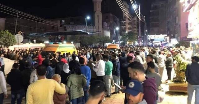 Mısır'da bir araç yayaların arasına daldı: 7 yaralı
