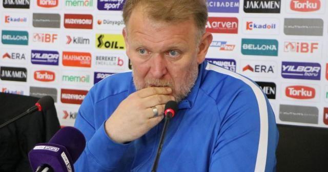 """Prosinecki: """"Biz havlu atmıyoruz, buradayız"""""""