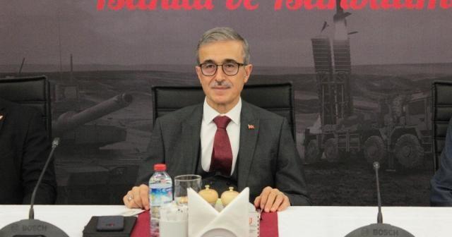 Savunma Sanayii Başkanı Demir'den Altay açıklaması