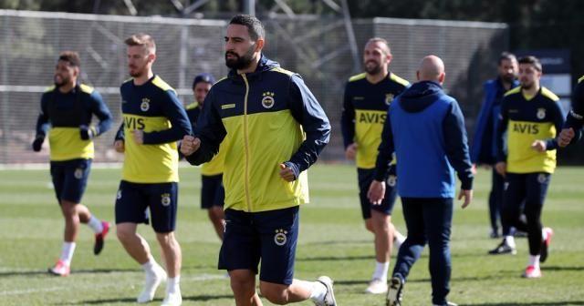 Fenerbahçe, Antalyaspor maçı hazırlıklarını sürdürdü