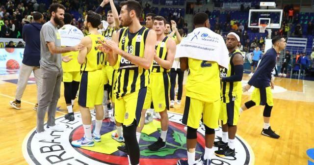 Fenerbahçe Beko, kupada yarı finalde