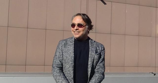 Modacı Barbaros Şansal darp edildiği gerekçesiyle açılan davasına katıldı
